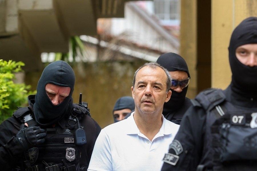 Sérgio Cabral é denunciado na Lava Jato pela 21ª vez