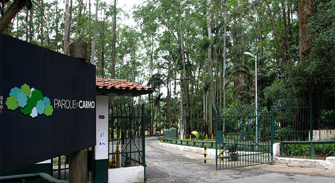 Parque do Carmo reabriu as portas neste sábado (14)