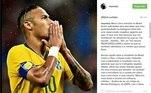 neymar, instagram, copa américa