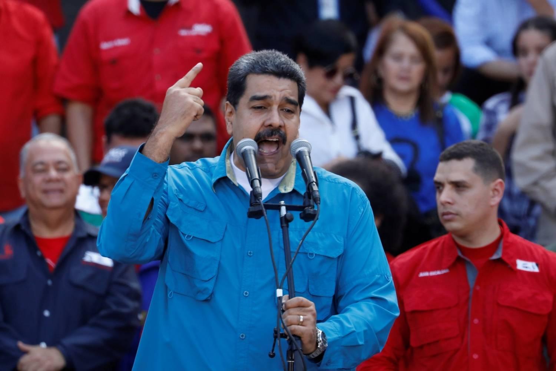Tillerson: sanções a petróleo venezuelano estão sobre a mesa