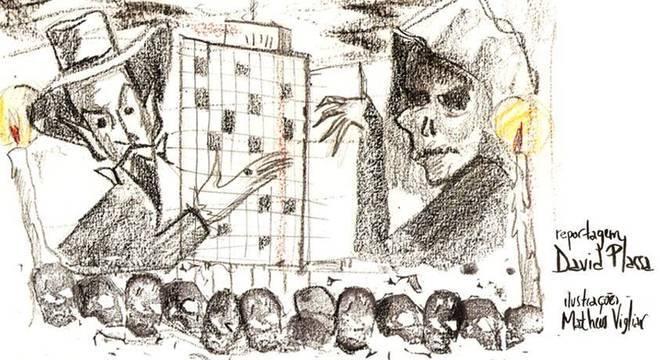 Há 44 anos, o Edifício Joelma ardia em chamas no centro de São Paulo