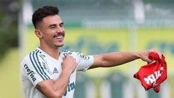 Willian deve substituir Borja e se coloca à disposição para ser camisa 9 no Paulistão ()