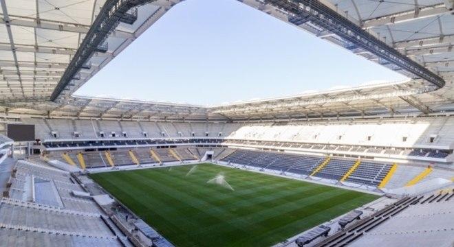 A seleção brasileira vai estrear na Copa de 2018 em Rostov, no dia 17 de junho