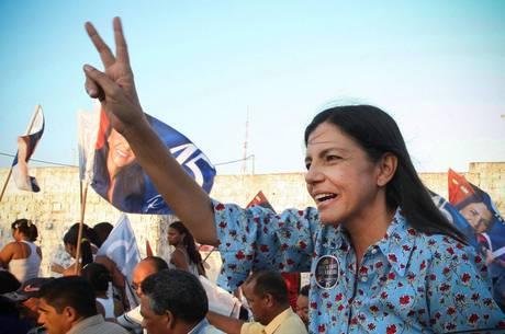 Roseana Sarney (MDB) é pré-candidata