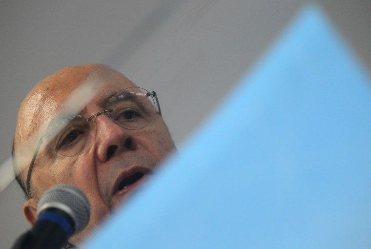 Temer faz reunião com relator da reforma da Previdência em Brasília