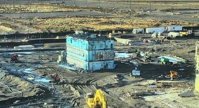 Desde sua criação, há quase 75 anos, houve uma série de incidentes na usina nuclear