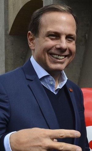 Doria é o candidato do PSDB