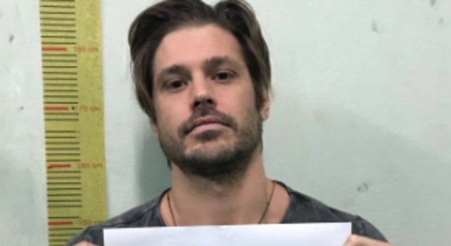 Dado Dolabella segue preso, em São Paulo