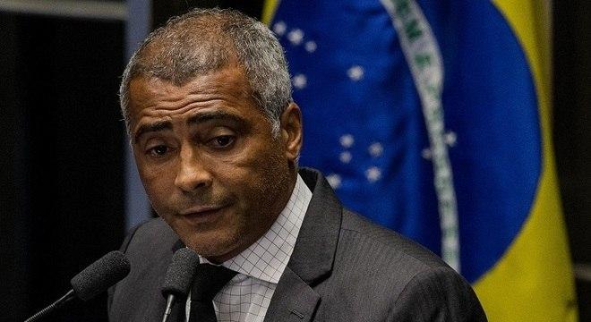 Documento feito por Romário será repassado à Procuradora-geral da República