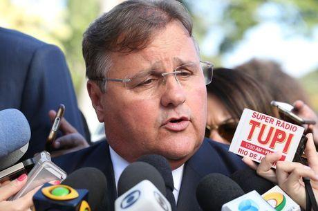 Na imagem, ex-deputado Geddel Vieira Lima