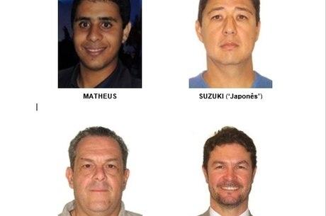 Policiais condenados por crimes em Taubaté (SP)