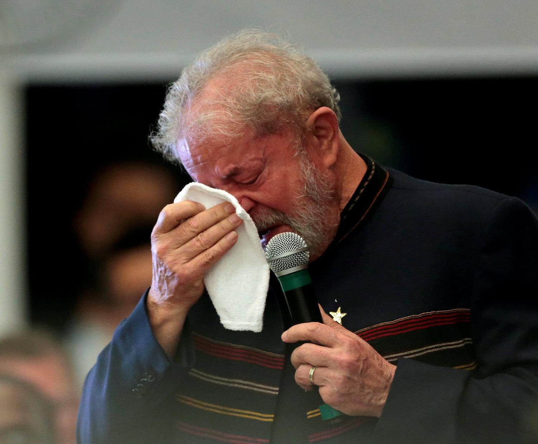 Marco Aurélio diz que está sendo crucificado por decisão sobre Lula