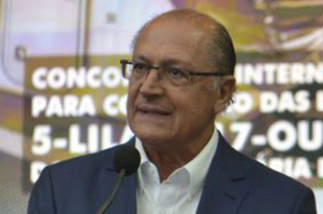 Arida será o coordenador da equipe de Alckmin