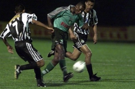 O Palmeiras foi eliminado pelo ASA-AL em 2002