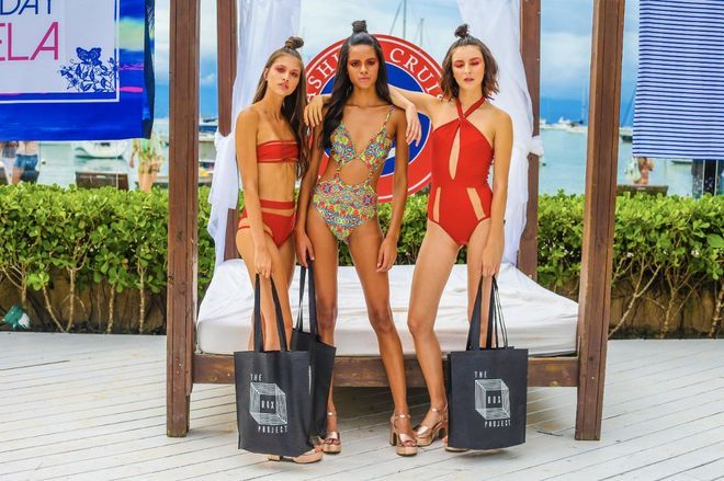Água Doce, Hype Beach Wear e Amir Slama foram algumas das grifes que apresentaram suas novidades