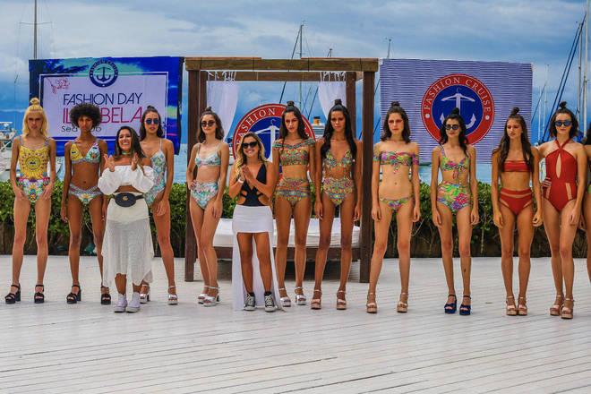 Grandes nomes da moda praia se reuniram nesta semana para apresentar novas coleções em um desfile bem diferente: o Fashion Cruise, primeiro evento brasileiro de moda em alto-mar