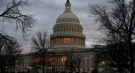 Na imagem, Congresso dos Estados Unidos