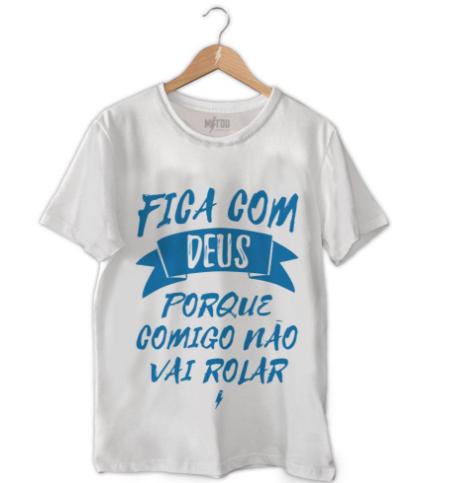 Camisetas Divertidas Para Você Se Dar Bem Neste Carnaval
