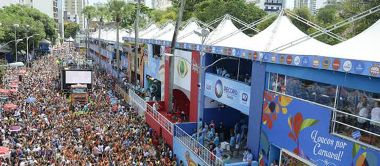 Carnaval de Salvador teve início oficial na tarde desta quinta-feira (8)