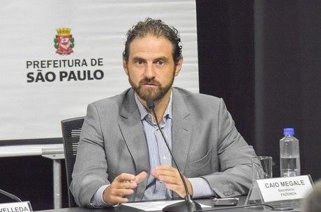 Na foto, Caio Megale, Secretário Municipal da Fazenda