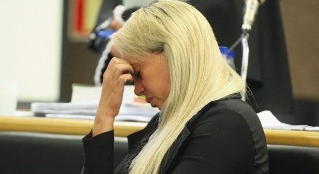 Apontada como mandante, Adriana foi condenada por homicídio em dezembro de 2016