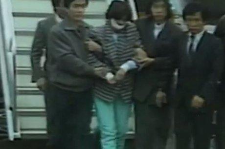 Kim Hyun-hui foi capturada na época e confessou ter cumprido ordens do ditador norte-coreano para explodir o avião