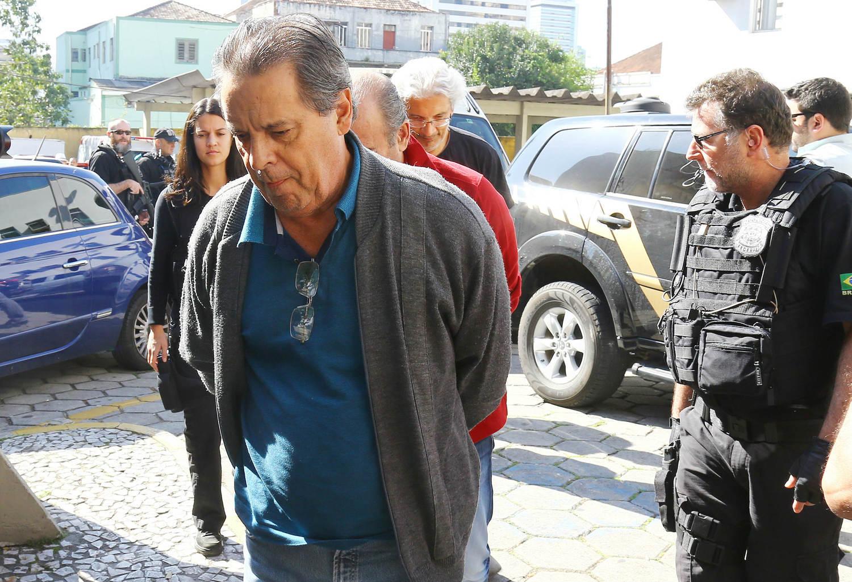 Irmão de José Dirceu é preso por lavagem de dinheiro