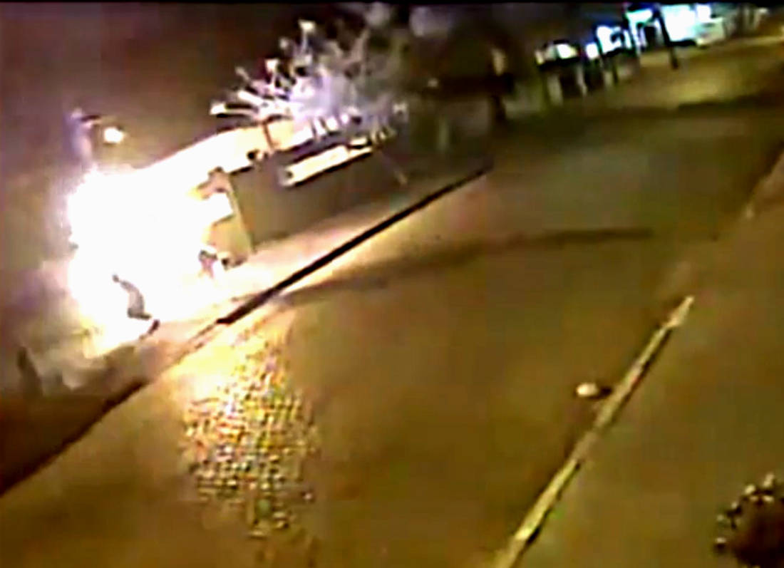 Polícia de Roraima prende suspeito de atear fogo em família venezuelana
