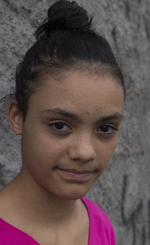 Isabela Gonzaga, 13, reclama que está há duas semanas sem aulas