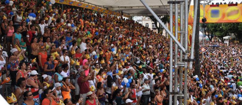 O objetivo é que o local seja reaberto para o Carnaval de domingo