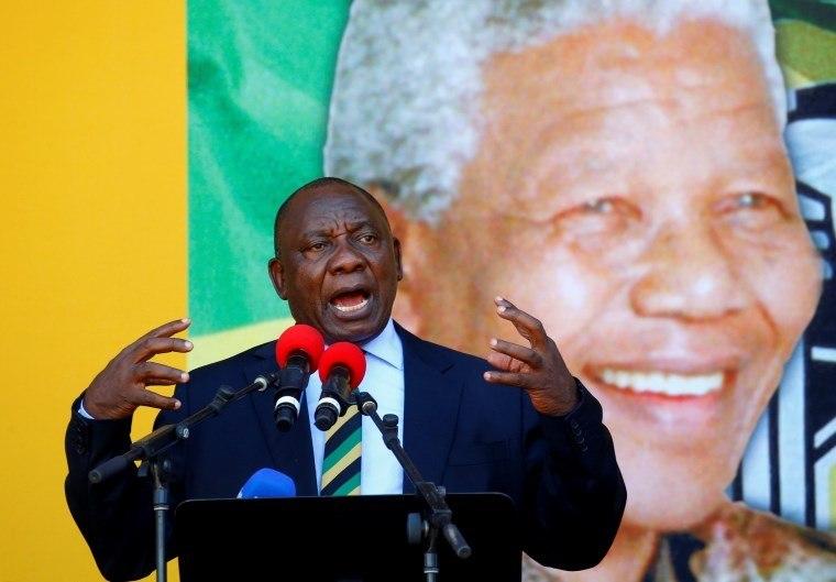 Presidente da África do Sul pronuncia-se quarta-feira sobre demissão