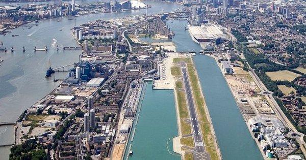 Bomba perdida da 2ª Guerra provoca fechamento de aeroporto em Londres