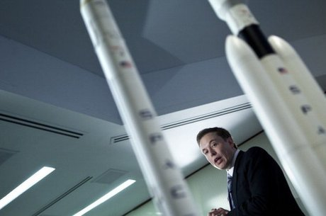 Musk quer conquistar Marte