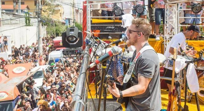 Mais de 450 blocos prometem animar os foliões na festa mineira