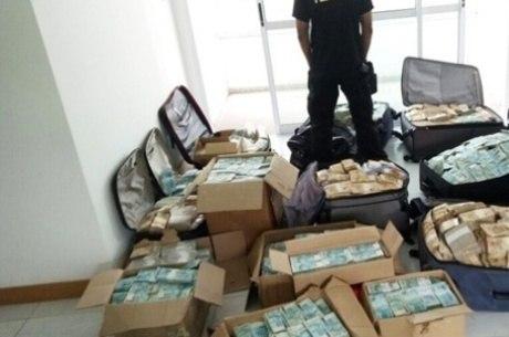 PF encontrou R$ 51 milhões em apartamento