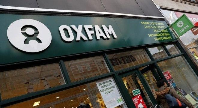 Desde sexta, a Oxfam é alvo de acusações de acobertar denúncias de escândalos sexuais
