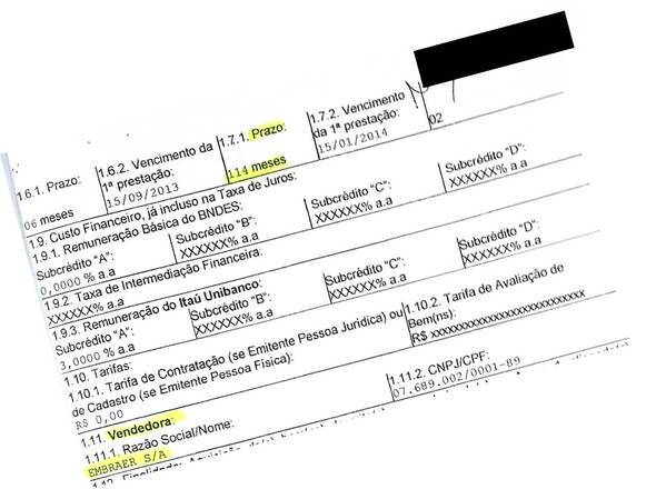 Luciano Huck e Angélica deverão pagar o empréstimo em 114 meses. A última prestação do jatinho vence em julho de 2023