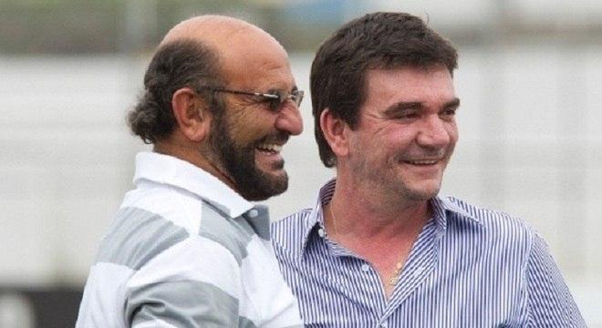 Rosenberg voltou à diretoria corintiana após eleição de Andrés Sanchez como presidente