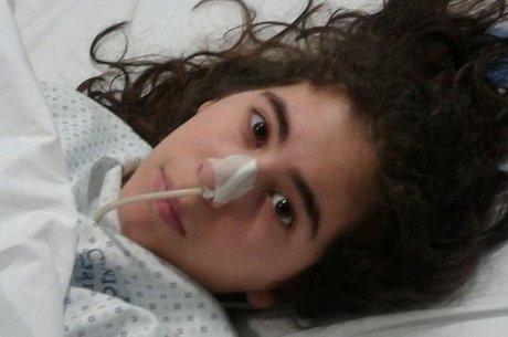 Paula foi hospitalizada diversas vezes, mas não há diagnóstico conclusivo sobre sua doença