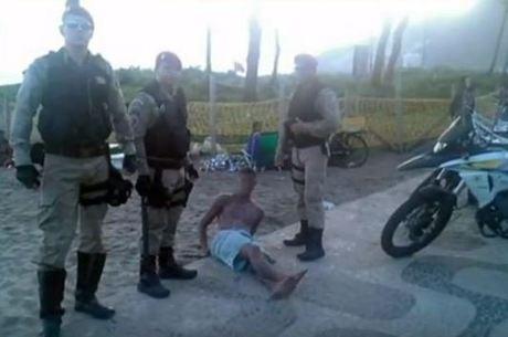 Suspeito foi detido depois de assalto na zona sul