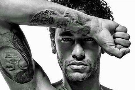 Neymar. Atração pelas câmeras é obsessiva