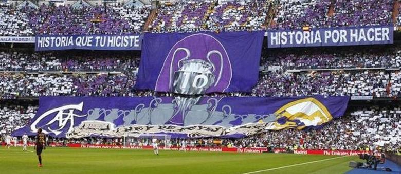 O Bernabéu