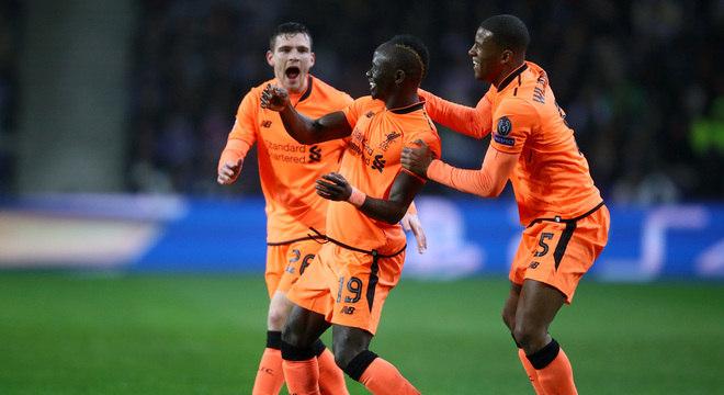 A vibração do senegalês Mané