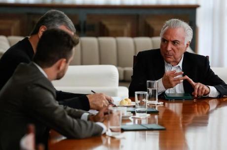 Temer discute detalhes da MP sobre a situação em Roraima