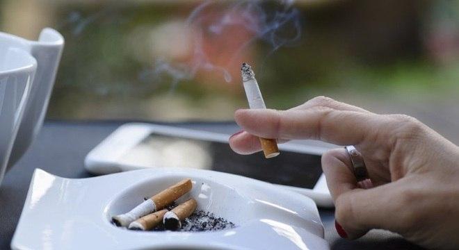 O custo das mortes por tabagismo no Brasil é de US$ 402 milhões por ano