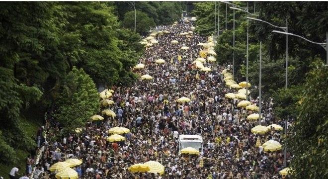 De acordo com a pesquisa, Carnaval 2018 em São Paulo foi um sucesso