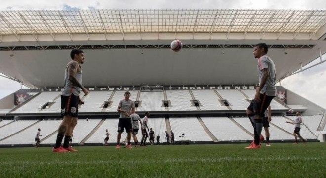 O Corinthians vai fazer seu primeiro jogo em Itaquera em 2018