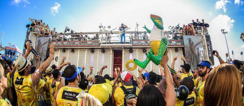 Qual música do Carnaval mais ficou em sua memória?