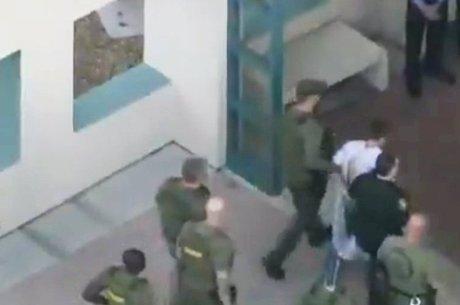 Nikolas foi detido após tiroteio sem resistência