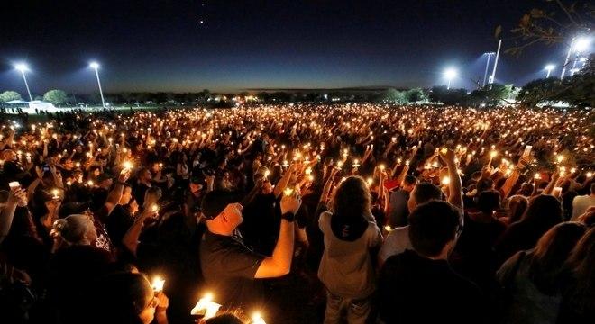 Massacre em escola de Parkland, na Florida, deixou 17 estudantes mortos